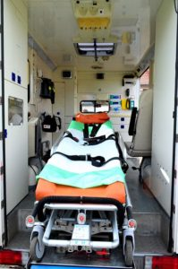 Pomoc podczas wypadku