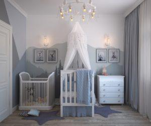 Komfort snu maluszka – wygodne łóżko dziecięce